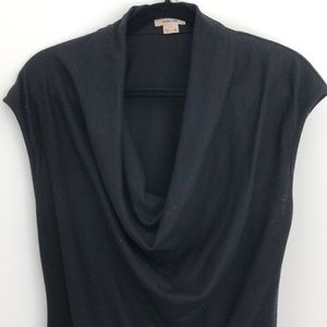 black wool helmet lang sheath